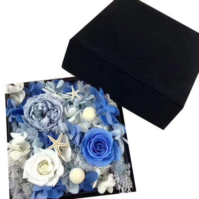 Preserved Flower Gift -Blue Series